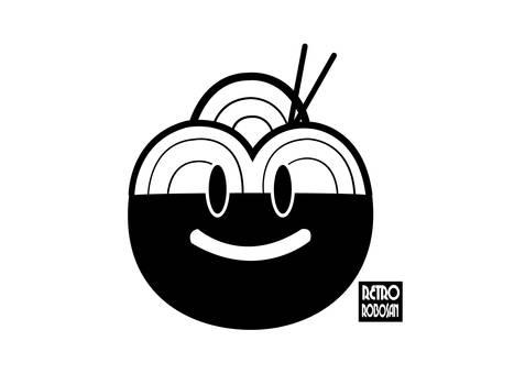 Ramyun Bowl - Logo