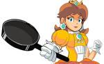 Princess Daisy - Pan Smash Ultimate