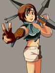 Yuffie - Final Fantasy VII