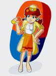 Dr Mario World: Dr Daisy