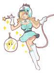 Space Cadet: Princess Rosalina