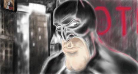 batman char by MARSVISION