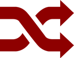 Shuffle Songs Logo Render