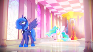 [MMD] Throne room by Sparkiss-Pony