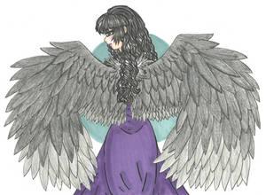 Inktober #2: Wings