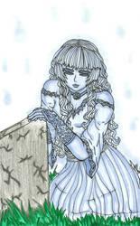 Inktober #3: Ghost