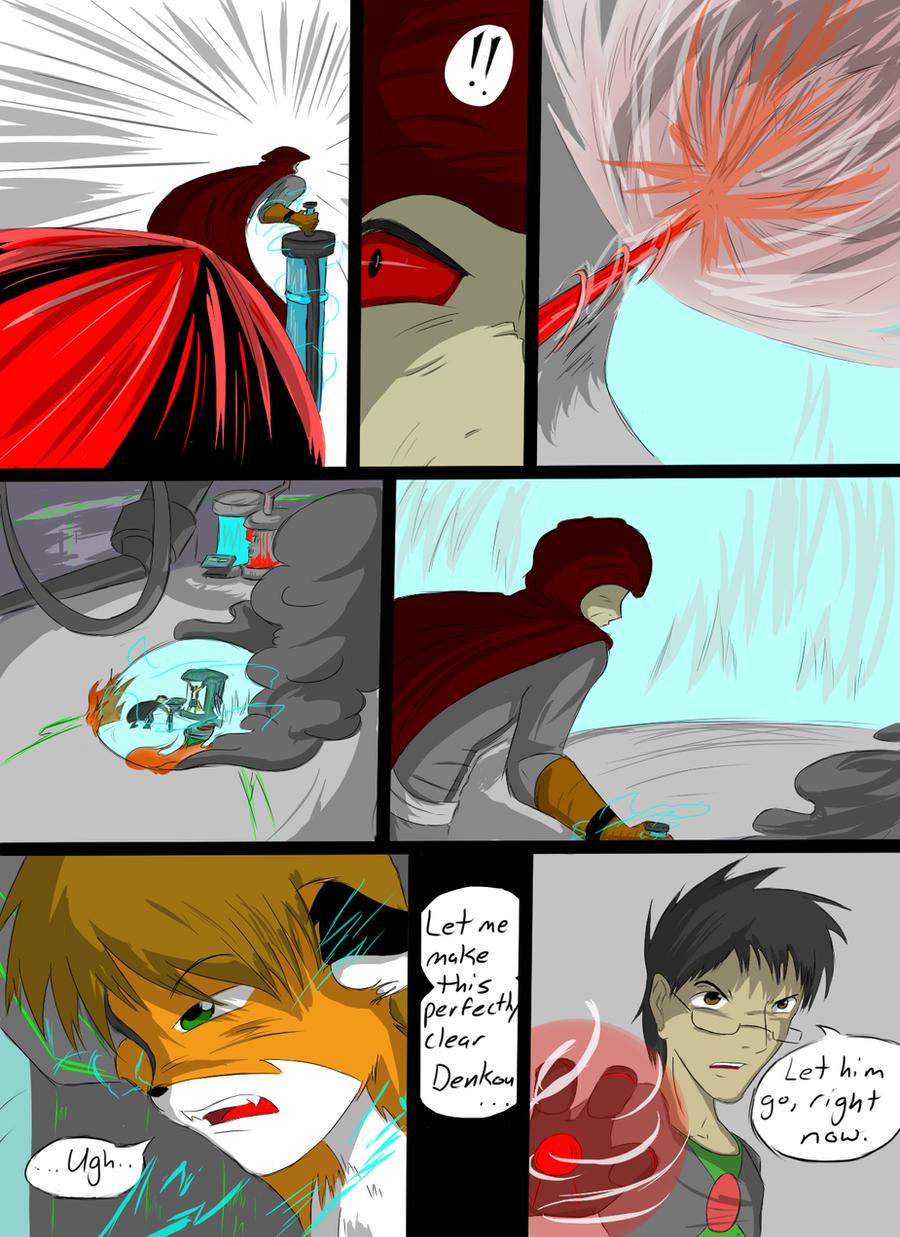Desert Fox Origins Pg 2 by SageStrike2