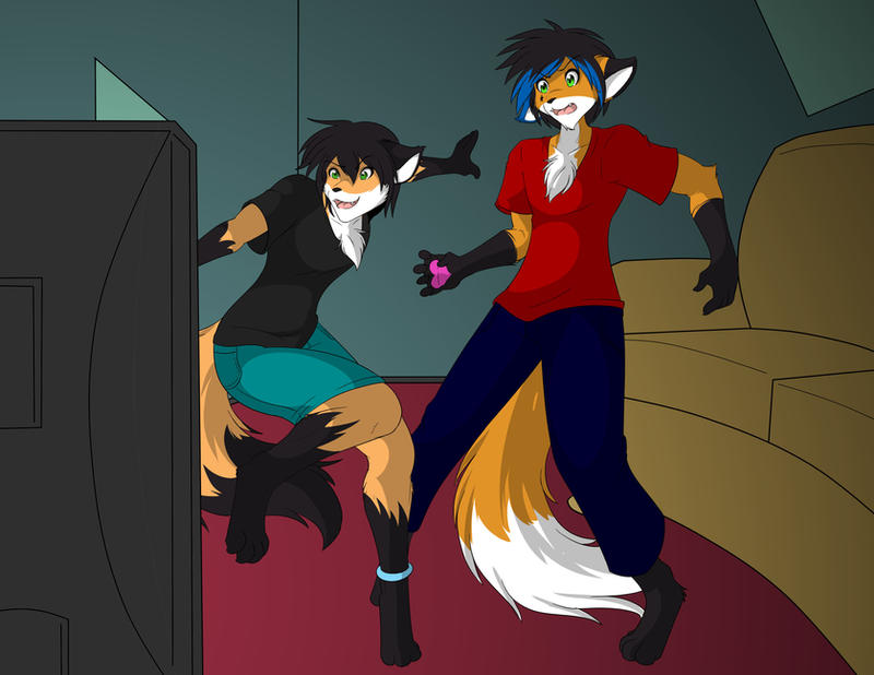 Kinected by SageStrike2