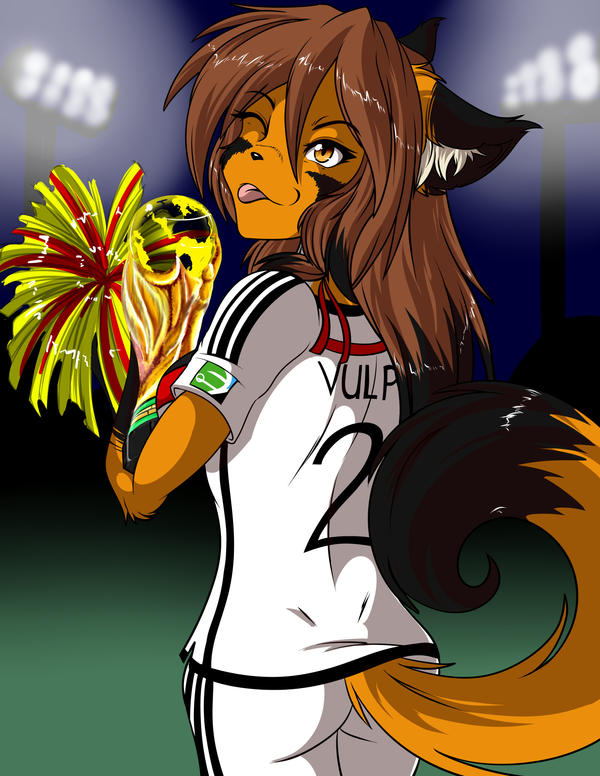 FIFA: Congratulations Germany by SageStrike2
