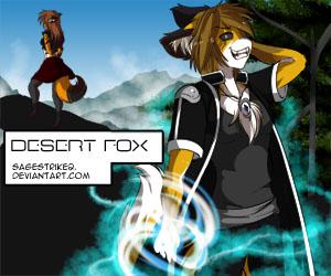 Desert Fox Promo by SageStrike2