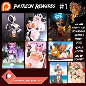 Patreon Rewards #1