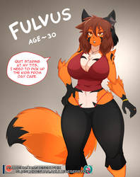 A Few Years Later ~ Fulvus