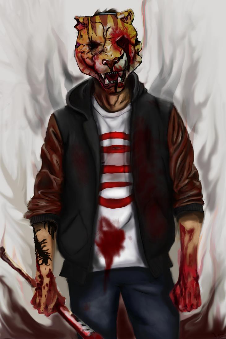 The Fan (Tony mask) by RampageCentipede on DeviantArt