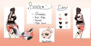 .::Approved MYO Gleam::. Roxie Reference