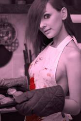 WANT SOME CUPCAKES?! - Pinkamina Diane Pie cosplay by DariaAmbrosia