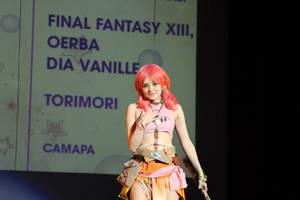 Final Fantasy XIII - Oerba Dia Vanille cosplay by DariaAmbrosia