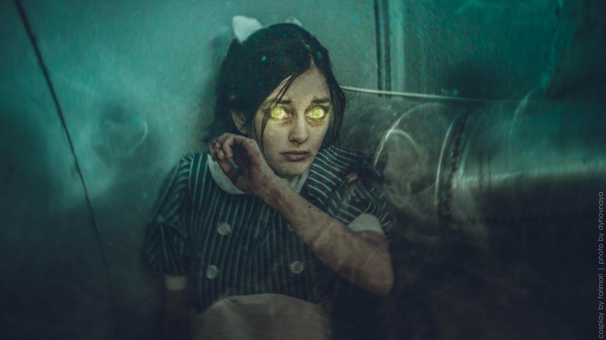Bioshock - Little Sister cosplay by DariaAmbrosia on ...  Bioshock