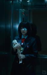 Another - Misaki Mei cosplay by DariaAmbrosia