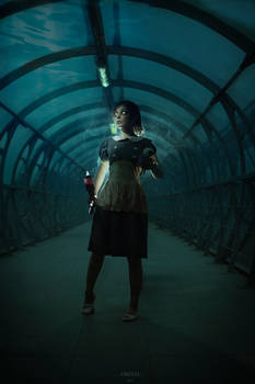 Bioshock - scared Little Sister