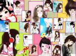 Enakei Wallpaper by ArashiHikari