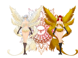 Siris and Garuda