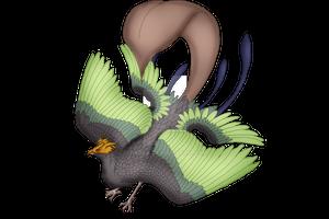 Ziz- bird
