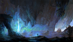 Cave Entrance by allisonchinart