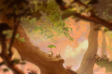 Forest Sprites