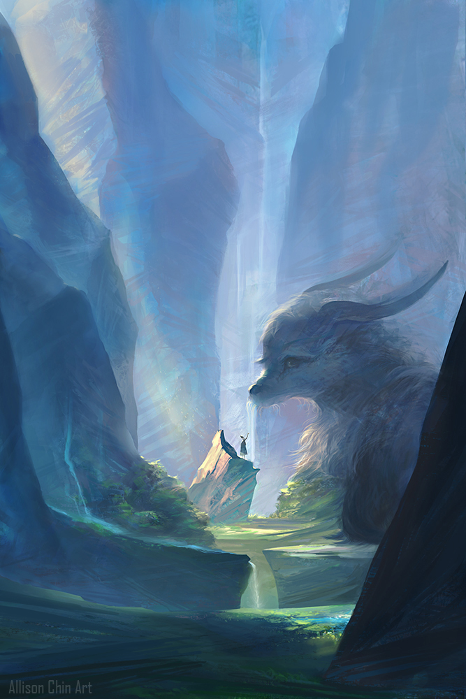 The Known in the Unknown: Final Resting Place by allisonchinart