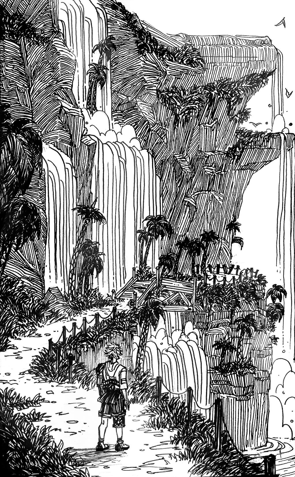 Besaid Falls (Final Fantasy X)