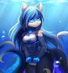 Underwater by CoffArt