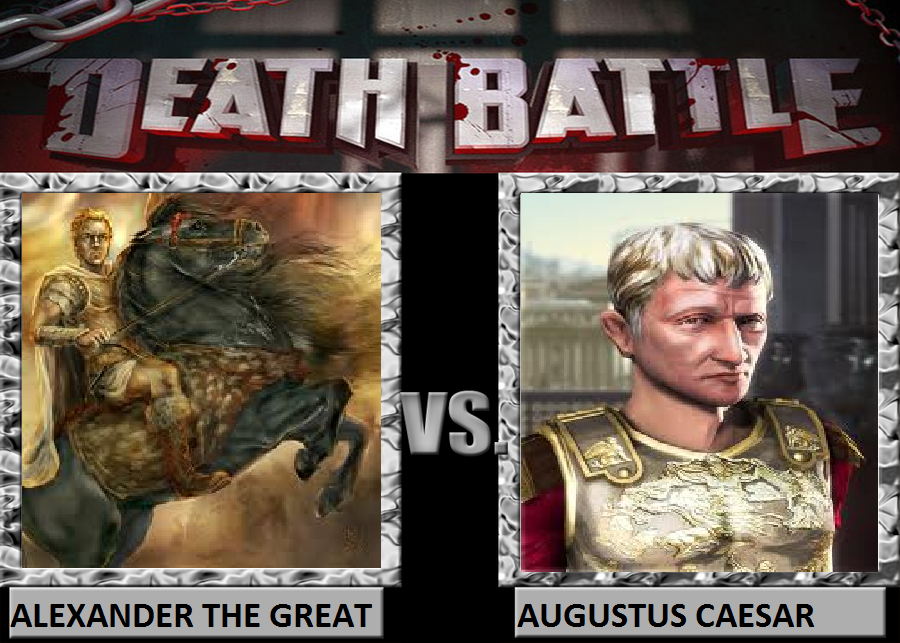 augustus caesar vs julius caesar Gaius julius caesar is a young rogue soldier from an esteemed lineage  caesar's adopted heir octavian, later known as augustus, rose to sole power,.
