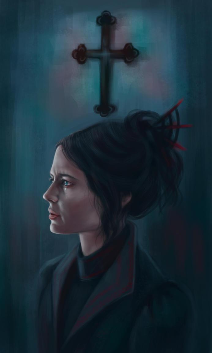 Vanessa Ives by InsomniaTSO
