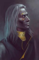 Ancient Vampire by InsomniaTSO