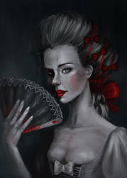 Crimson court by InsomniaTSO