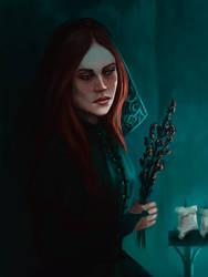 Widow by InsomniaTSO