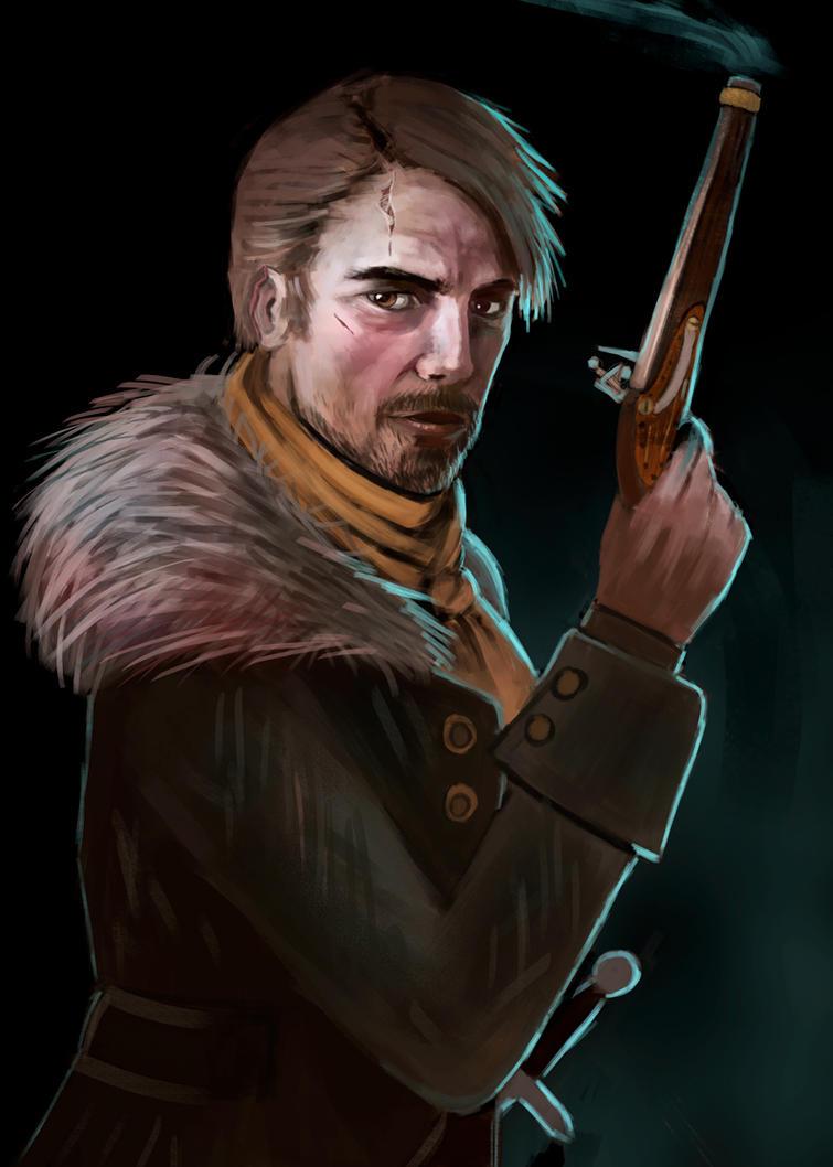 Darkest Dungeon: Highwayman by InsomniaTSO