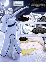 Orihime gains weight page 14