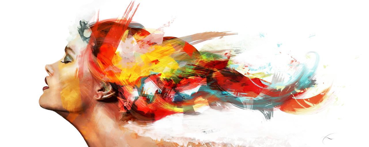 come il vento tra i colori by MarioTeodosio