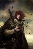 Kvothe the Bloodless by MarioTeodosio