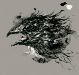 Crow by MarioTeodosio