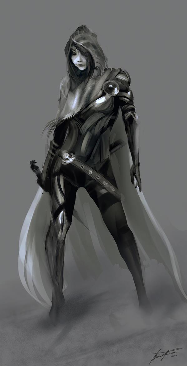 Assassin by MarioTeodosio