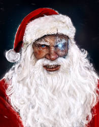 do not mess with santa claus