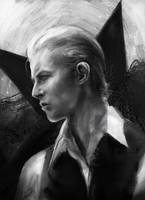 The Thin White Duke by MarioTeodosio