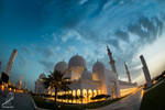 Shk Zayed Grand Mosque by zzuh