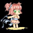 Adorable chibi (pixel) by KuroHana-dono