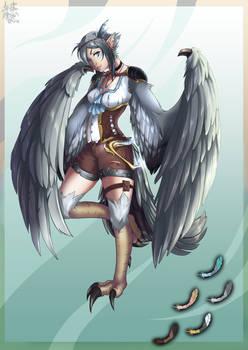 Commission: Thorai