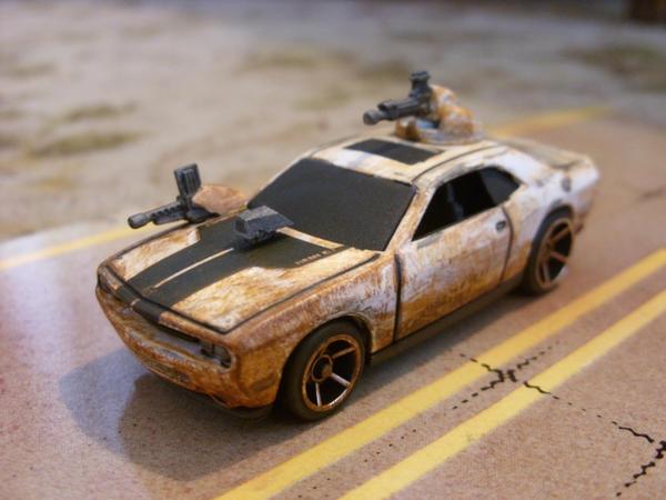 Mad Max Dodge Challenger >> DF Dodge Challenger by MadOttsel on DeviantArt