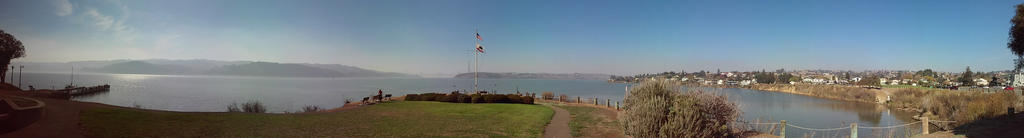 Benicia beach by nnf247