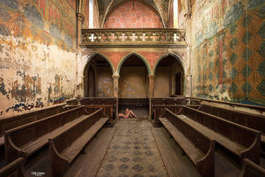 Eternal Rest by Lady-Schnaps